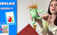 Méthode anglais enfant N°1 - Leçon 5