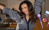 MAKE UP TUTORIEL by Rym Nebbak✨: Mon look naturel de TOUS LES JOURS ! 💄