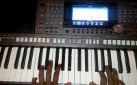 Piano Seben tutoriel variation d'un morceau