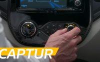 Renault CAPTUR - TUTORIEL -  LA CLIMATISATION AUTOMATIQUE