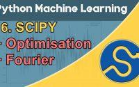SCIPY PYTHON Tutoriel - Optimize, Fourier, NdImage (16/30)
