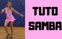 Samba: Apprendre le Pas de Base (Tutoriel) // Basic Samba Dance Lesson // Vídeo Aula de Samba