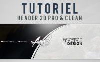 TUTORIEL - Créer une bannière 2D pro & clean 🔥 (Template dispo)