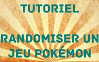 Tutoriel : Comment randomiser un jeu Pokémon ?