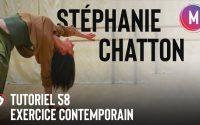 Tutoriel Danse 58   Exercice Contemporain par Stéphanie Chatton