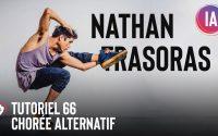 Tutoriel Danse 66 | Chorégraphie « Cold As Ice » par Nathan Trasoras