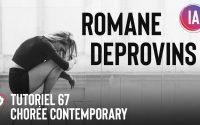 Tutoriel Danse 67 | Chorégraphie « Hallucinations » par Romane Deprovins