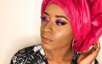 Tutoriel attache foulard à la Sénégalaise