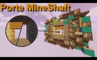 """[Tutoriel] """"Porte"""" Mineshaft [1.15+]   allcraft0r"""