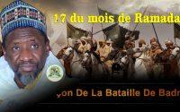 Une Leçon De La Bataille De Badr | Cheikh Mahi Cissé