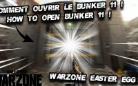 WARZONE TUTORIEL COMPLET COMMENT OUVRIR LE BUNKER 11 ! - BUNKER 11 EASTER EGG