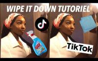 WIPE IT DOWN TIKTOK TUTORIEL/ POUR NOUS LES NULS