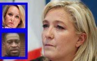 Affaire de George Floyd : Marine Le Pen fait la leçon à Marion Marechal