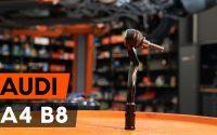 Comment remplacer des rotule de direction sur AUDI A4 B8 Berline [TUTORIEL AUTODOC]