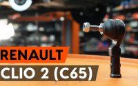 Comment remplacer des rotule de direction sur RENAULT CLIO 2 (C65) [TUTORIEL AUTODOC]
