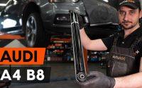 Comment remplacer un amortisseur arrière sur AUDI A4 B8 Berline [TUTORIEL AUTODOC]