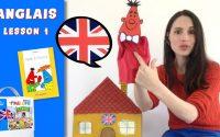 Cours d'anglais pour petit - Leçon 1