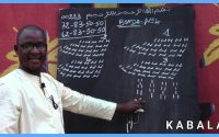 LEÇON N°4 INITIATION À LA SCIENCE TRADITIONNELLE AFRICAINE (TOURABOU) PAR LE PROFESSEUR OUSMANE.