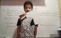 La leçon de la tension électrique le série de physique avec abdelghafour LANASA