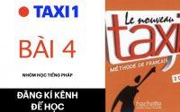Le nouveau taxi 1   Leçon 4: Arrêt sur...