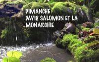 Leçon 10 : Dimanche 31 Mai 2020, David, Salomon et la monarchie