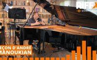 Leçon d'André Manoukian - Ep.12 : Claude Debussy (Partie 1)