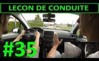 Leçon de conduite #35 - Allure lente
