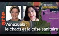 Leçon de géopolitique #04- Venezuela : le chaos et la crise sanitaire - Le Dessous des cartes | ARTE