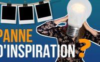 Photographe en PANNE D'INSPIRATION ? Les solutions ! (Leçon Créative n°4)