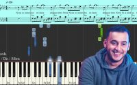 Soso Maness - Mistral - Piano Tutoriel Synthesia