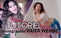 TUTORIEL Chorégraphie pas à pas   Cours de danse orientale   Touta de Haifa Wehbe