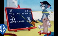 Tom et Jerry en Français   Une leçon du professeur Tom   WB Kids