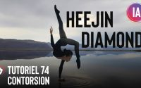 Tutoriel 74 | Contorsion par Heejin Diamond