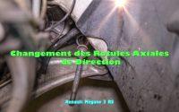 [Tutoriel] Changement Rotule Axiale - Renault Mégane 3 RS