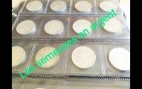 Tutoriel : Comment différencier les 5 francs semeuses en argent et celle en cupro-nickel ?