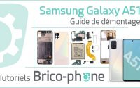 Tutoriel Samsung Galaxy A51 : Guide de démontage