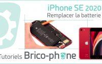 Tutoriel iPhone SE 2020 : changer la batterie