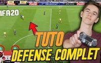 UN TUTO DÉFENSE COMPLET POUR PROGRESSER ! - Fifa 20 Tutoriel