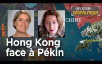 Une leçon de géopolitique du DDC #01 - Hong Kong face à Pékin - Le Dessous des cartes | ARTE