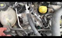 check anti pollution system renault captur auto moto@Tutoriel Mécanique Mokhtar شروحات مكانيك مختار