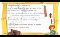 المستوى السادس فرنسية - Module 2 - Journée 6 - Leçon 14 : J'intègre ce que j'ai appris