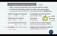 เรียนภาษาฝรั่งเศส leçon#15 - les compléments; le COD, le COI - กรรม, กรรมตรง, กรรมรอง