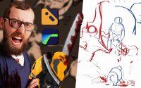 ANIMER UN MOUVEMENT DE CAMÉRA | Leçon d'animation 2D