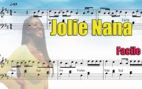 AYA NAKAMURA - JOLIE NANA - PIANO TUTORIEL PARTITION FACILE