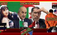 Algérie - Maroc : une magistrale leçon donnée par l'Afrique, histoire d'un Algérien oublié 34 ans