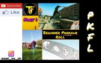 Beginner Parkour Roll Tutoriel : Part 1