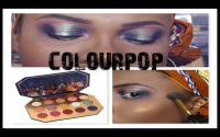 COLOURPOP MIDNIGHT MASQUERADE | REVUE TUTORIEL |Magysglame
