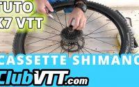 Casssette vtt qui bouge - Tutoriel cassette vtt et conseils - 021