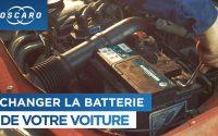 Comment changer une batterie sur votre voiture - Tutoriel Oscaro