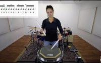 Emmanuelle Caplette Leçon de Batterie Gratuite: Développer vos Accents et Diddles